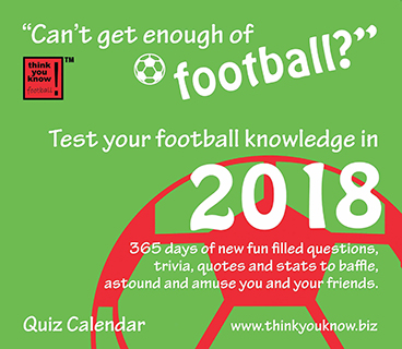 Think You Know Football Box Cover